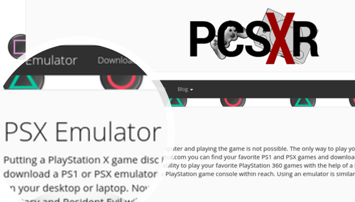 download emulator ps1 for pc windows 7